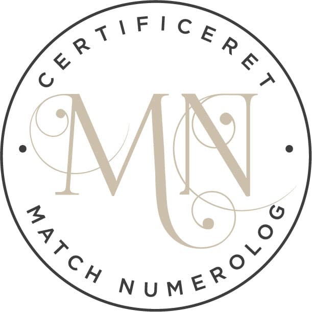match numerolog Odense - match numerolog Fyn - match numerolog online - match numerolog Skype